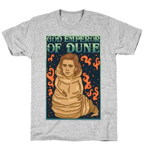God Emperor Of Dune Timothe Chalamet T-Shirt