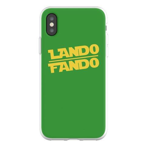 Lando Fando Parody Phone Flexi-Case