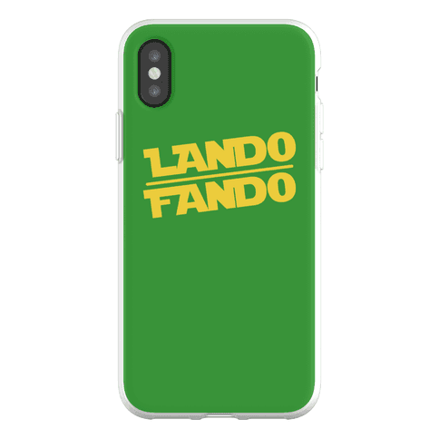 Lando Fando Parody Phone Flexi-Case