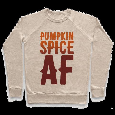 Pumpkin Spice Af Pullover