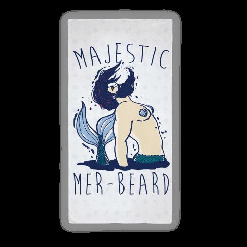 Majestic Mer-Beard Merman