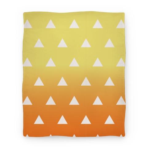 Zenitsu Pattern Blanket