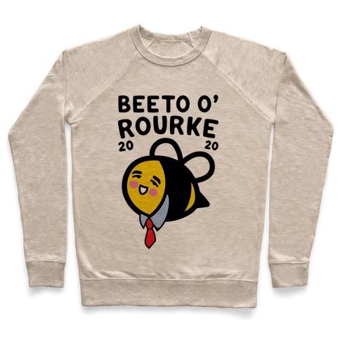 Beeto O'Rourke 2020 Bee Parody Pullover