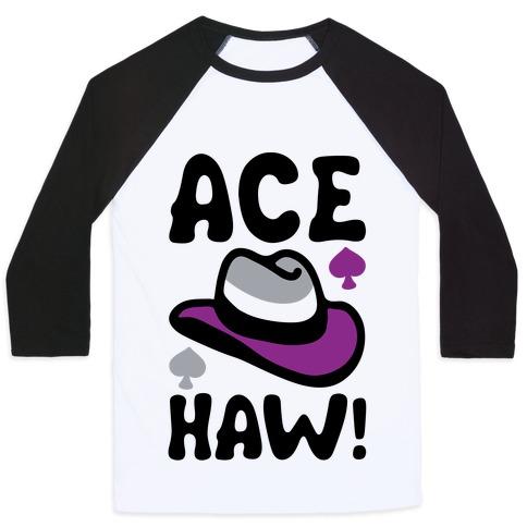Ace Haw Baseball Tee