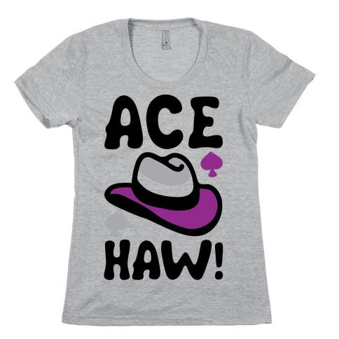Ace Haw Womens T-Shirt