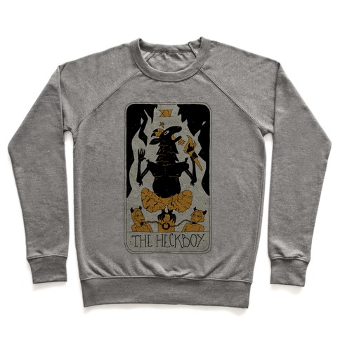 The Heckboy Tarot Card Pullover