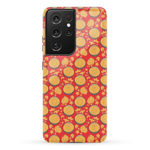 Holiday Honeycomb Candy Challenge Parody Phone Case
