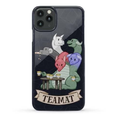 Teamat Phone Case