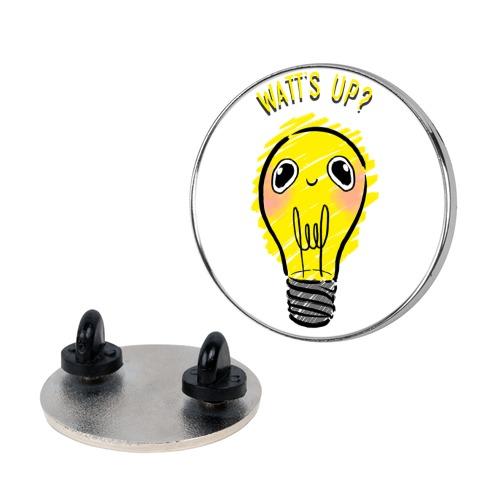 Watt's Up? Pin