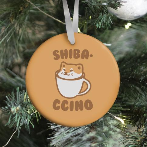 Shibaccino  Ornament