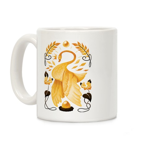Golden Goose Coffee Mug