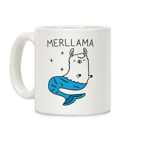 Merllama Coffee Mug