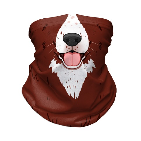 English Springer Spaniel Neck Gaiter