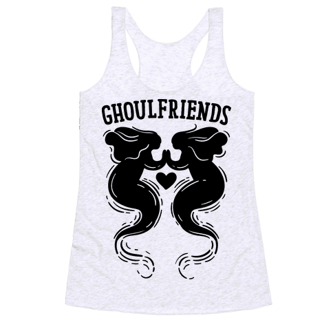 Ghoulfriends Racerback Tank Top