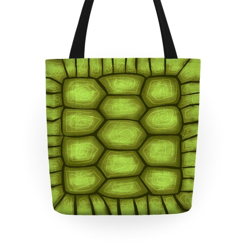 Turtle Shell Tote