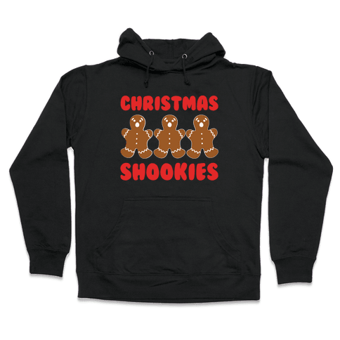 Christmas Shookies  Hooded Sweatshirt