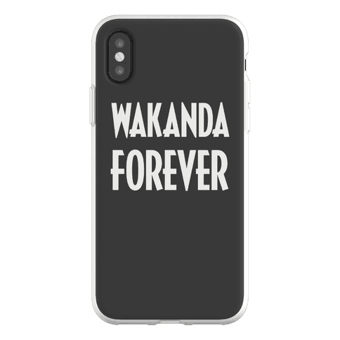 Wakanda Forever Phone Flexi-Case