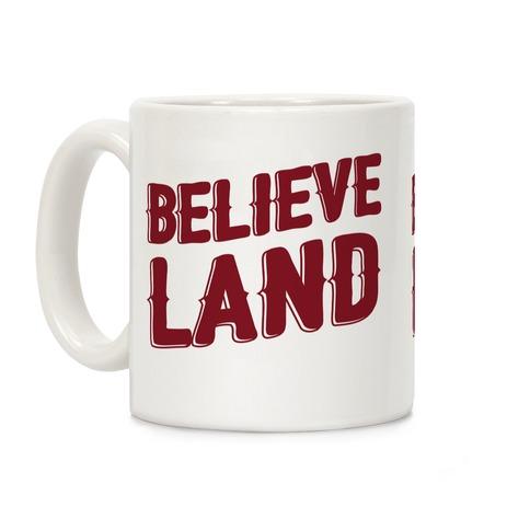 Believeland  Coffee Mug