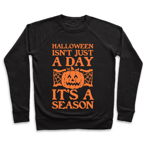 Halloween is a Season Pullover