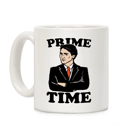 Prime Time  Coffee Mug