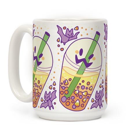 Toil and Trouble Bubble Tea Coffee Mug