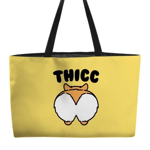 Thicc Corgi Butt Parody weekender