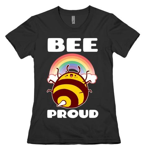 Bee Proud Womens T-Shirt