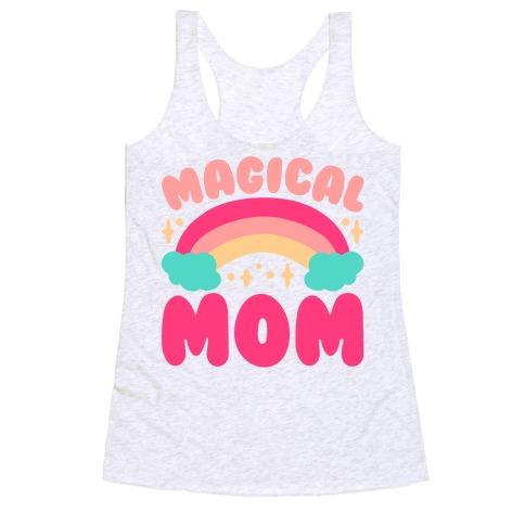 Magical Mom Racerback Tank Top