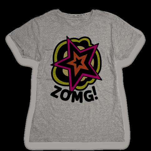 Ryuji Zomg! Womens T-Shirt