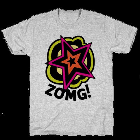 Ryuji Zomg! Mens T-Shirt