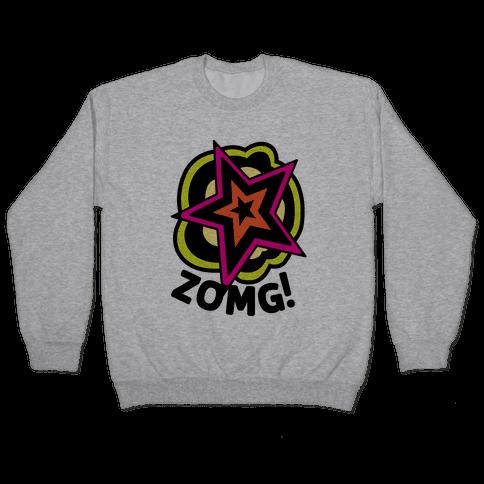 Ryuji Zomg! Pullover