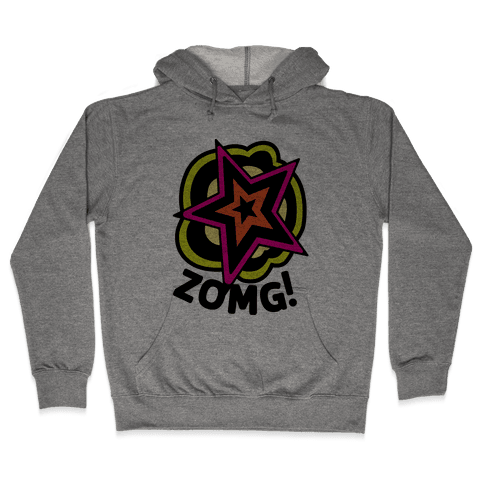 Ryuji Zomg! Hooded Sweatshirt