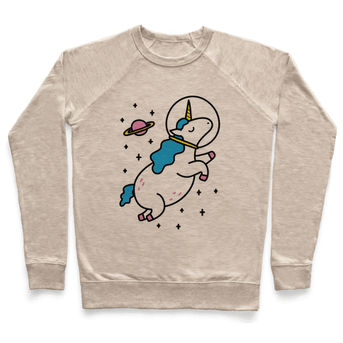 Space Unicorn Pullover