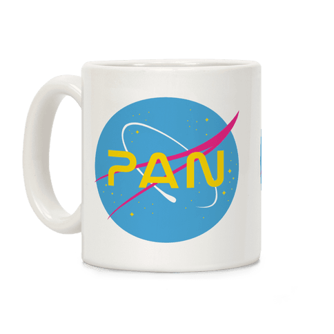 Pan Nasa Coffee Mug