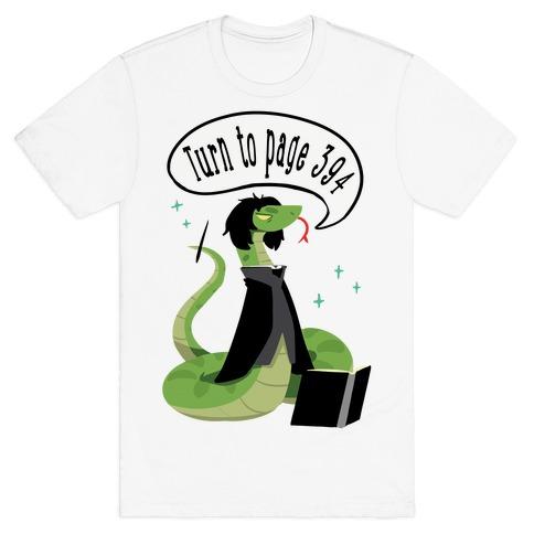 Severus Snake T-Shirt