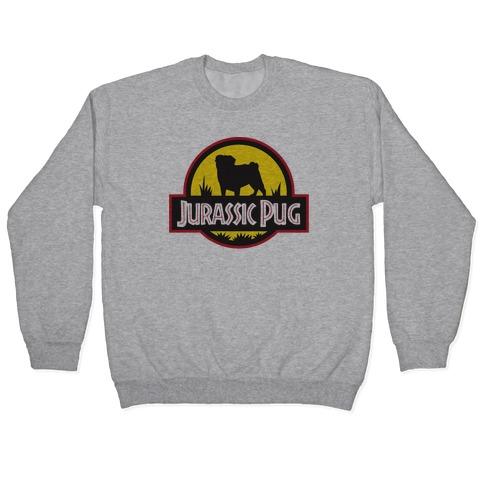 Jurassic Pug Pullover