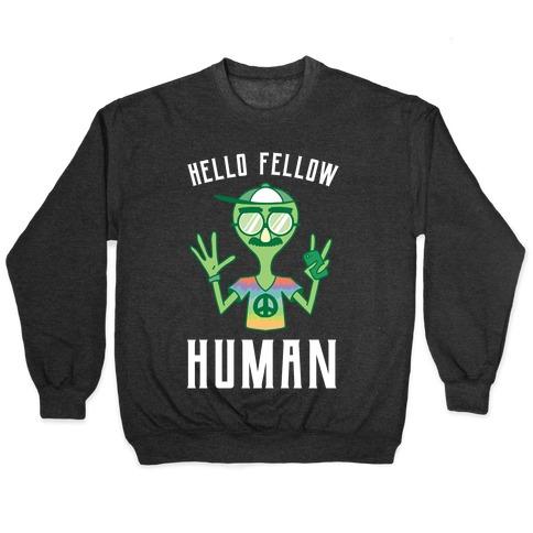 HELLO FELLOW HUMAN Pullover