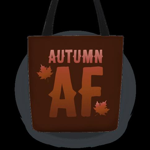 Autumn Af Tote