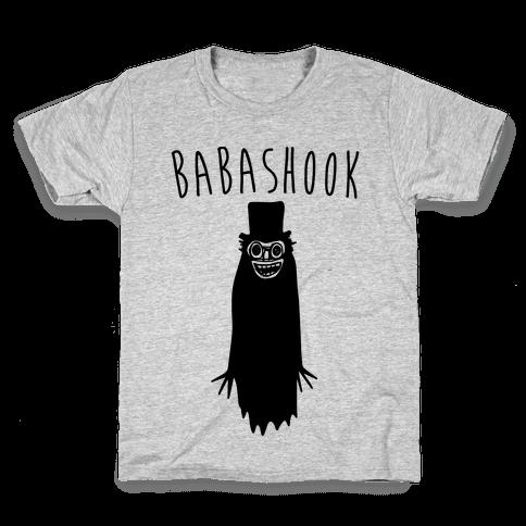 Babashook Parody Kids T-Shirt