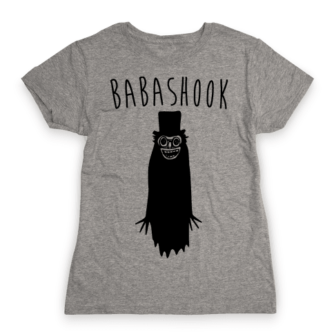 Babashook Parody Womens T-Shirt