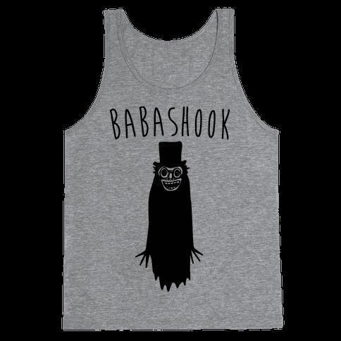 Babashook Parody Tank Top