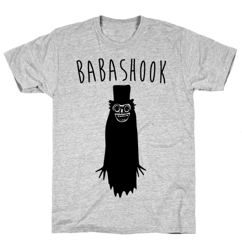 Babashook Parody Mens T-Shirt