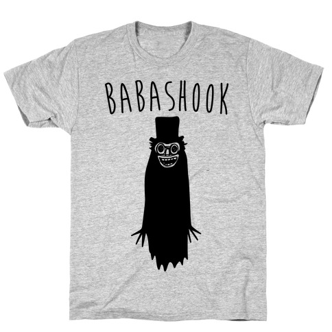 Babashook Parody Mens T-Shirt