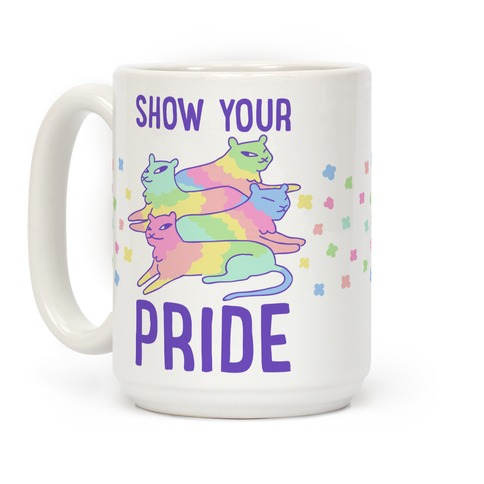Show Your Pride Coffee Mug