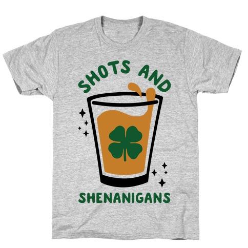Shots and Shenanigans T-Shirt