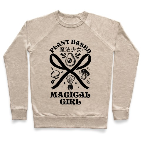 Plant Based Magical Girl Pullover