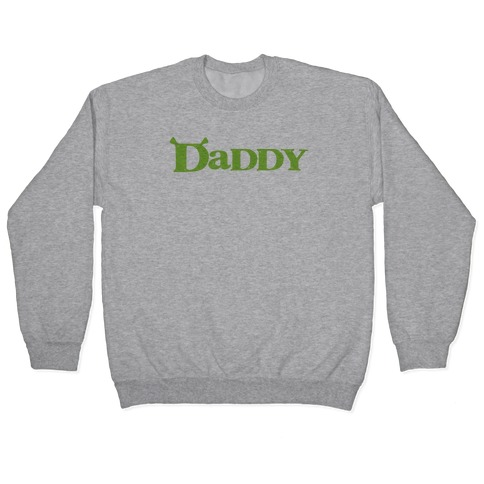 Daddy Pullover