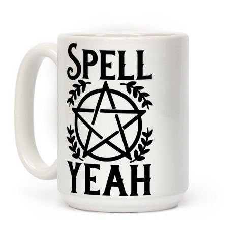 Spell Yeah Coffee Mug