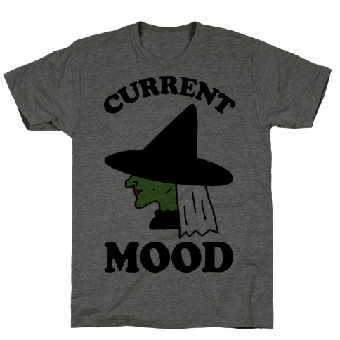 Current Mood Witch T-Shirt