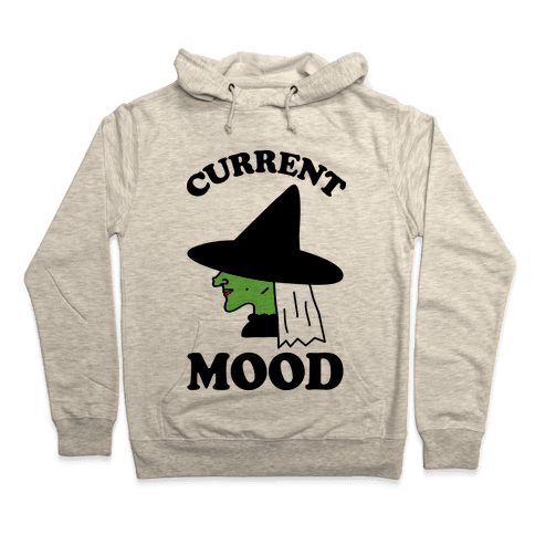 Current Mood Witch Hooded Sweatshirt